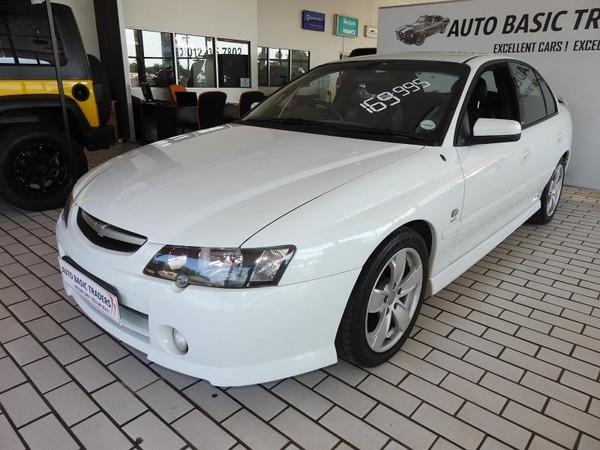2004 Chevrolet Lumina Ss 5.7  Gauteng Pretoria_0