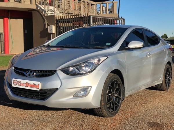 2013 Hyundai Elantra 1.6 GLS Manual fsh 104000km Mint condition Gauteng Brakpan_0