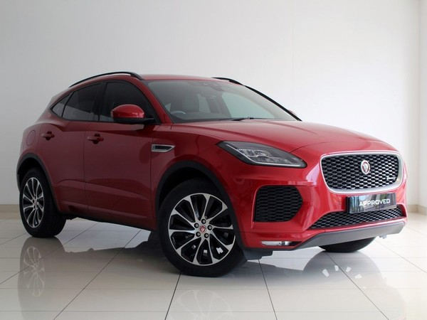 2019 Jaguar E-Pace 2.0D 132KW Western Cape Goodwood_0