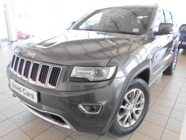 2015 Jeep Grand Cherokee 3.6 Limited Gauteng Isando_0