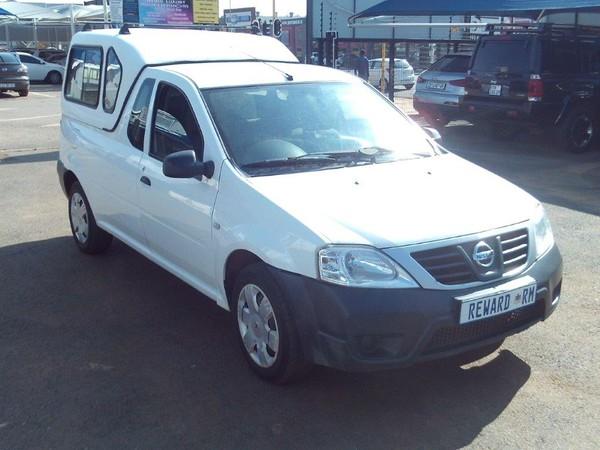 2014 Nissan NP200 1.6  Pu Sc  Gauteng Boksburg_0