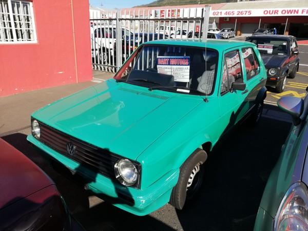 1995 Volkswagen CITI Chico  Western Cape Cape Town_0