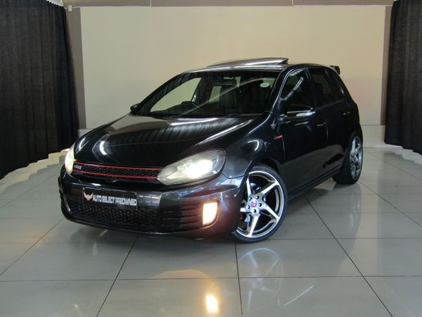 2009 Volkswagen Golf Vi Gti 2.0 Tsi Dsg  Gauteng Benoni_0