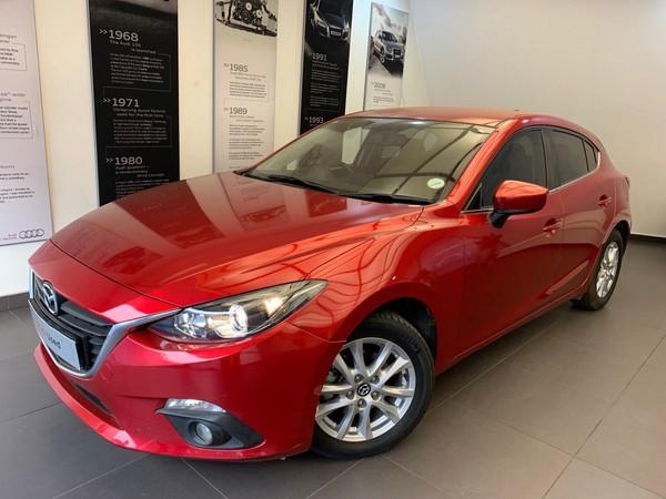 2016 Mazda 3 1.6 Dynamic 5-Door Gauteng Rivonia_0