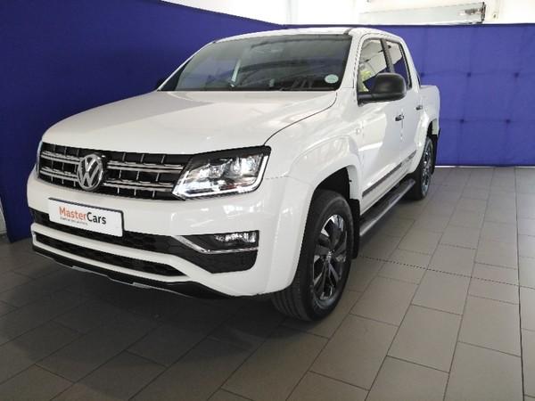 2019 Volkswagen Amarok 2.0 BiTDi Dark Label 4MOT Auto Double Cab Bakkie Gauteng Sandton_0