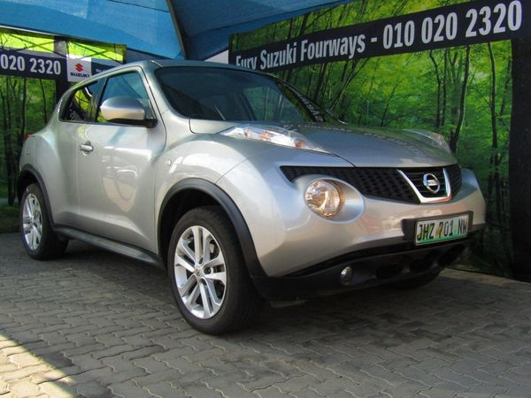 2015 Nissan Juke 1.5dCi Acenta  Gauteng Four Ways_0