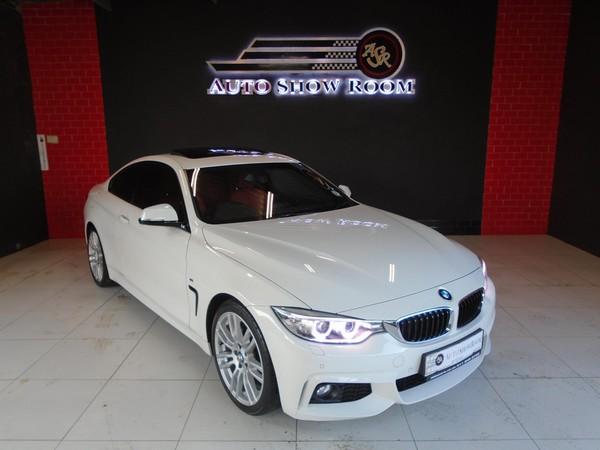 2015 BMW 4 Series 420D Coupe M Sport Auto Gauteng Kempton Park_0