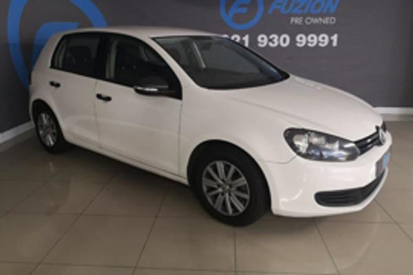 2010 Volkswagen Golf Vi 1.6i Trendline  Western Cape Parow_0