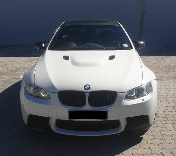 2010 BMW M3 M Dynamic M-dct  Gauteng Johannesburg_0