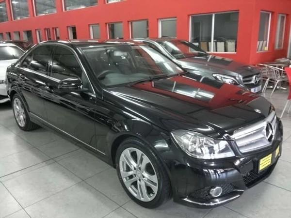2013 Mercedes-Benz C-Class C200 Be Avantgarde At  Kwazulu Natal Pietermaritzburg_0