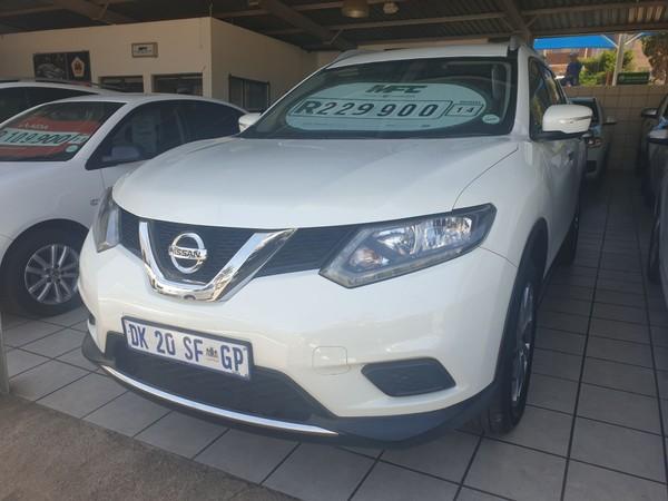 2014 Nissan X-Trail 1.6dCi XE T32 Gauteng Krugersdorp_0