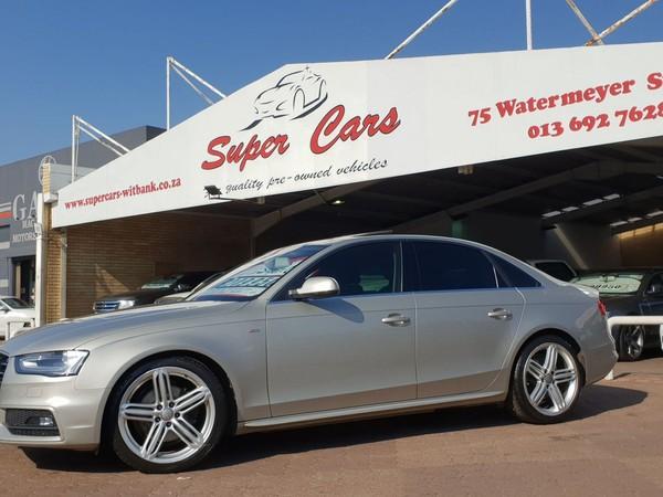2014 Audi A4 2.0 Tdi S  Multitronic  Mpumalanga Witbank_0