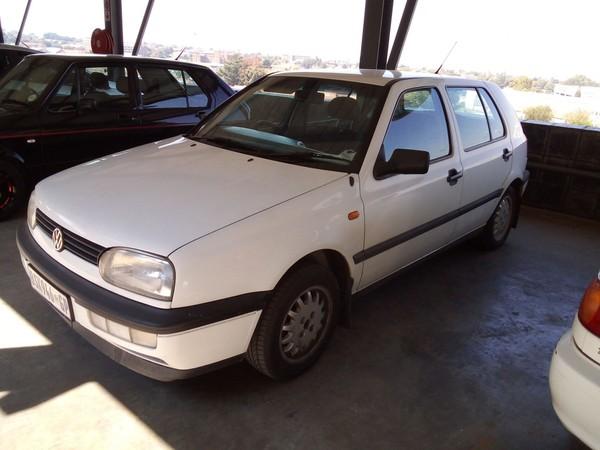 1996 Volkswagen Golf 3 Gsx 1.8 Ac  Gauteng Alberton_0