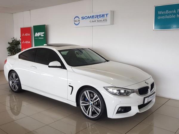 2014 BMW 4 Series 435i Coupe M Sport Auto Western Cape Strand_0