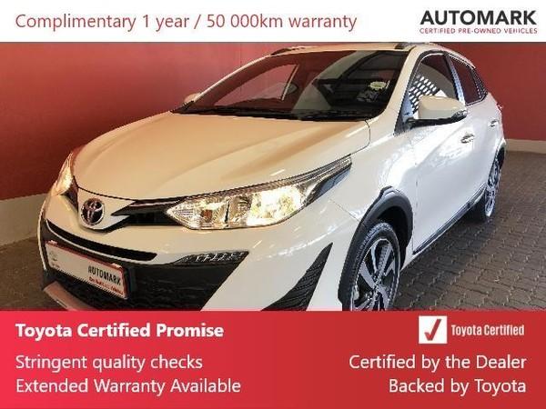 2019 Toyota Yaris 1.5 Cross 5-Door Free State Bloemfontein_0