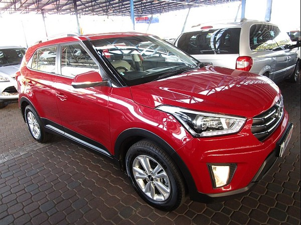 2017 Hyundai Creta 1.6 Executive Gauteng Pretoria_0