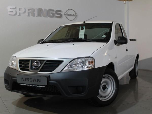 2020 Nissan NP200 1.6  Pu Sc  Gauteng Springs_0