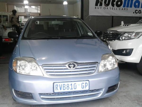 2007 Toyota Corolla 140i Gls  Gauteng Johannesburg_0