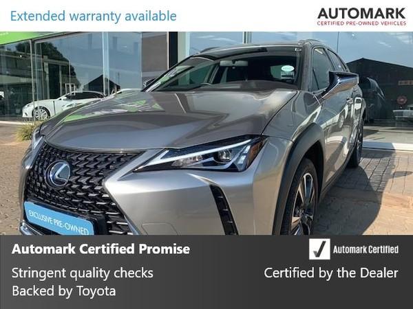 2019 Lexus UX 200 EX Gauteng Roodepoort_0