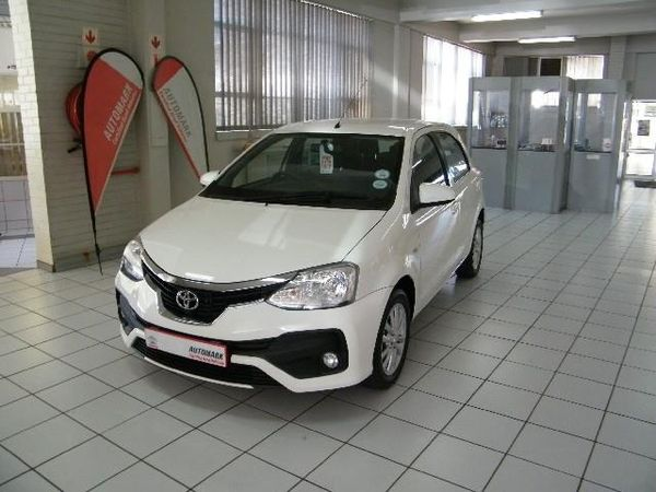 2018 Toyota Etios 1.5 Xs 5dr  Free State Welkom_0