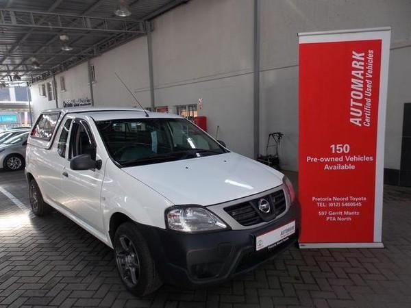 2013 Nissan NP200 1.5 Dci  Ac Safety Pack Pu Sc  Gauteng Pretoria North_0