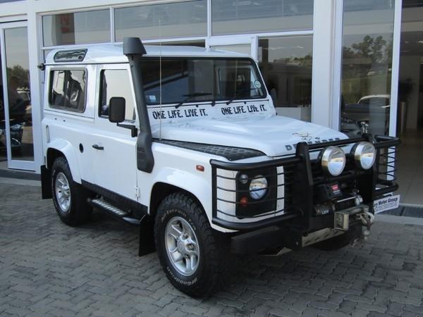 2014 Land Rover Defender 90  2.2d Sw  Gauteng Sandton_0