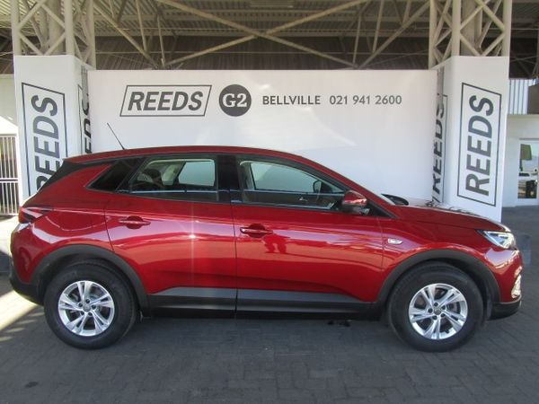 2018 Opel Grandland X 1.6T Auto Western Cape Bellville_0