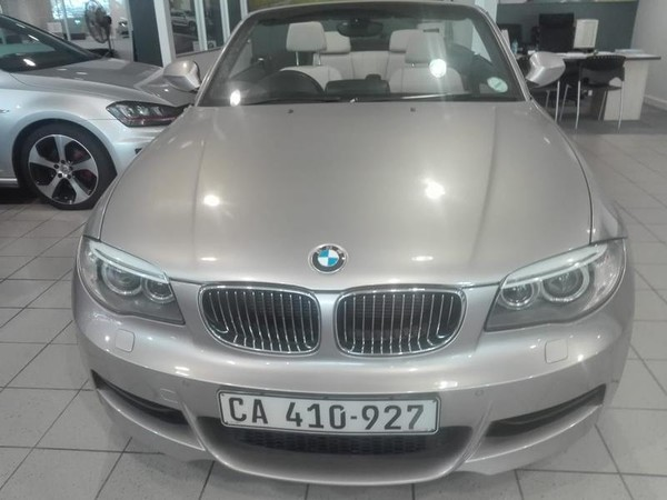 2012 BMW 1 Series 135i Convert Exclusive At Call Kent 079 899 2793 Western Cape Claremont_0