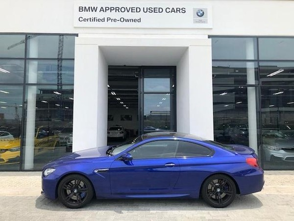 2017 BMW M6 Coupe f12  Gauteng Midrand_0
