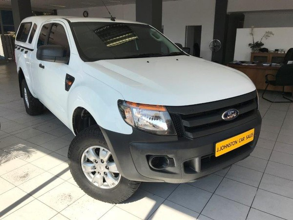 2014 Ford Ranger 2.2TDCi PU SUPCAB Gauteng Sandton_0