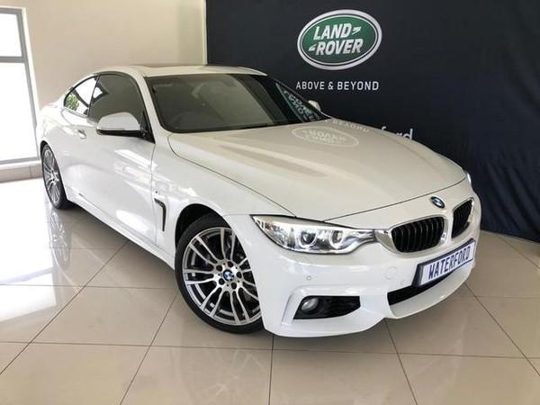 2014 BMW 4 Series 435i Coupe M Sport Auto Gauteng Four Ways_0