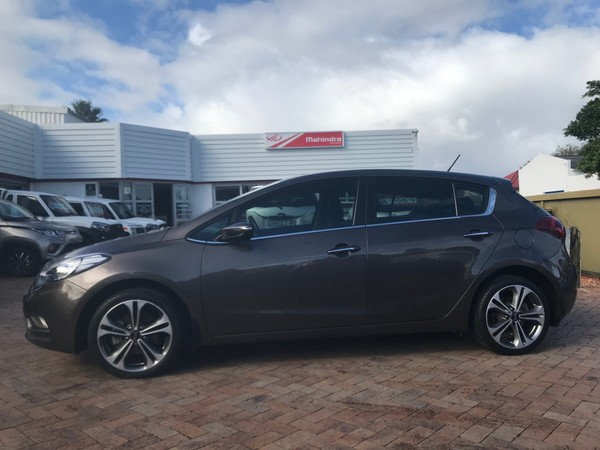 2017 Kia Cerato 2.0 SX 5-Door Western Cape Western Cape_0