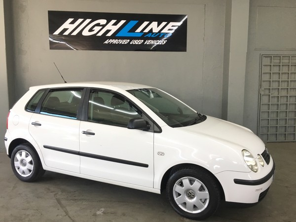 2004 Volkswagen Polo 1.4  Gauteng Vereeniging_0