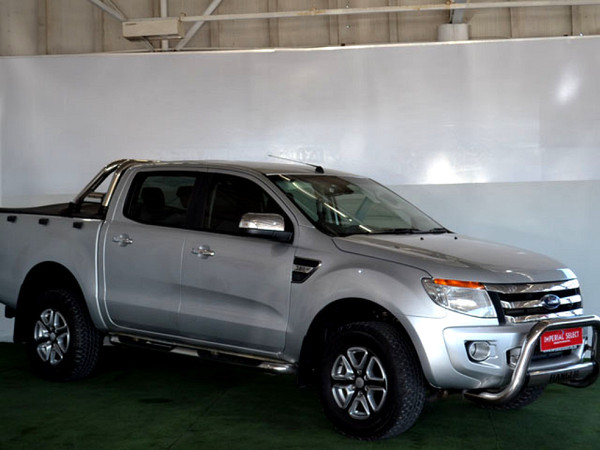 2015 Ford Ranger 3.2tdci Xlt At  Pu Dc  Western Cape Cape Town_0