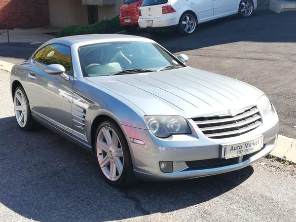 2006 Chrysler Crossfire 3.2 V6 At Ltd  Gauteng Randburg_0