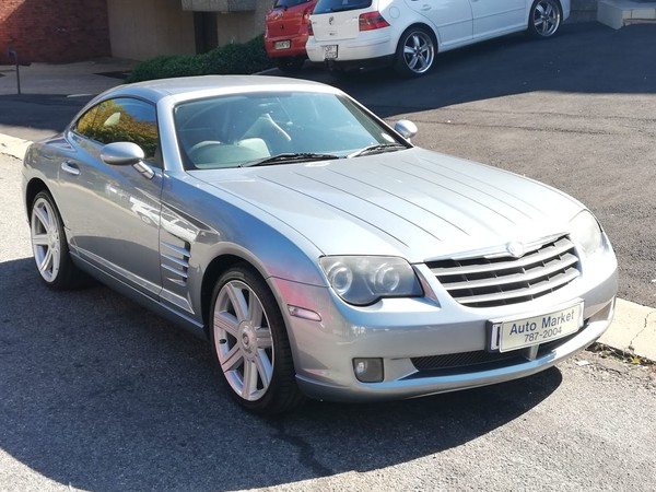 2006 Chrysler Crossfire 3.2 V6 At Ltd  Gauteng Randburg_0