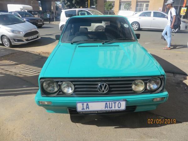2003 Volkswagen CITI Chico 1.3  Gauteng Johannesburg_0