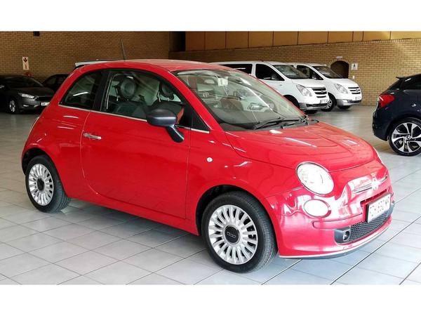 2013 Fiat 500 1.2 Lounge  Mpumalanga Secunda_0