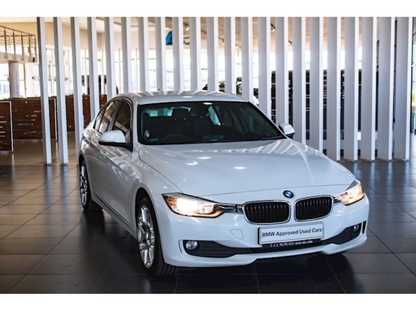 2016 BMW 3 Series 320i Auto Gauteng Vereeniging_0