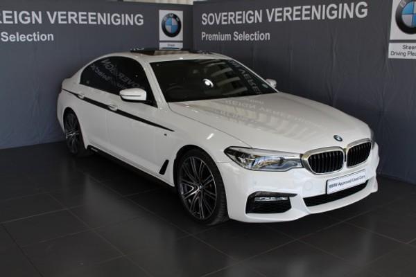 2018 BMW 5 Series 540i M Sport Auto Gauteng Vereeniging_0