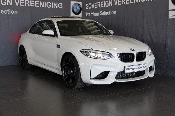 2018 BMW M2 M2 Coupe Gauteng Vereeniging_0