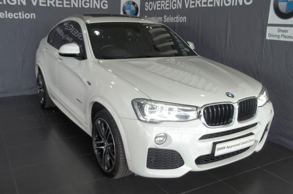 2018 BMW X4 xDRIVE20d M Sport Gauteng Vereeniging_0