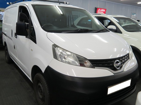 2013 Nissan NV200 1.6i Visia FC Panel van Western Cape Goodwood_0