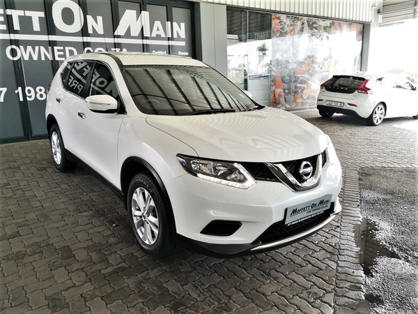 2015 Nissan X-trail 1.6dCi XE T32 Eastern Cape Port Elizabeth_0
