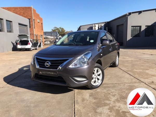 2017 Nissan Almera 1.5 Acenta Auto Gauteng Vanderbijlpark_0