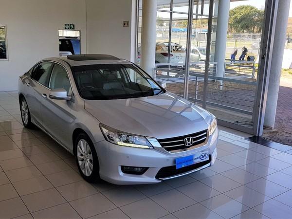 2016 Honda Accord 2.4 Executive i-VTEC Auto Gauteng Midrand_0