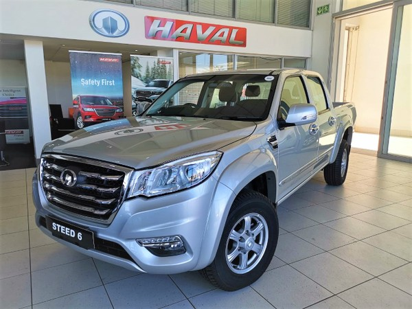 2019 GWM Steed STEED 6 2.0 VGT SX Double Cab Bakkie Gauteng Four Ways_0