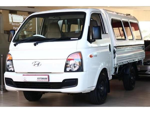 2015 Hyundai H100 Bakkie 2.6i D Fc Ds  Gauteng Johannesburg_0