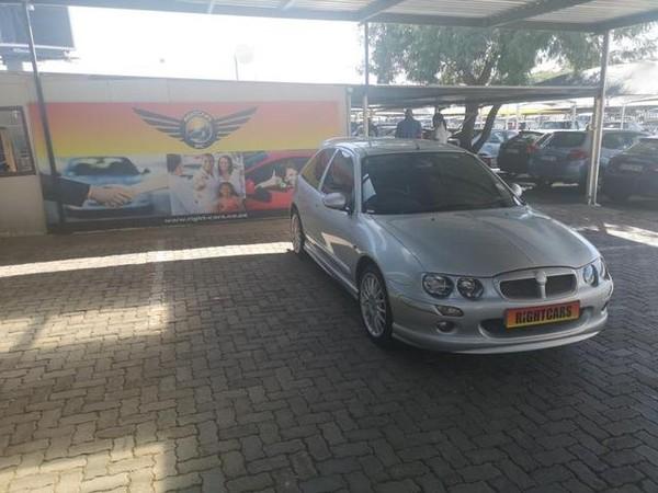 2004 MG Zr 160 3dr  Gauteng North Riding_0