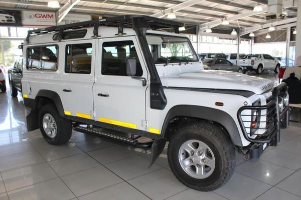 2012 Land Rover Defender 110   2.2d Sw  Gauteng Alberton_0